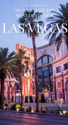 I've Got Sunshine ☀️   Style and Travel Blogger - I just returned from my first trip to Las Vegas and wanted to share my take on how to spend five days in this city & experience as much as possible while there!