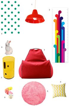 A styled Kids  Corner, inspired by our red Bean Bag Chair. Check it out here: http://lujo.co.nz/blogs/lujo-inspiration-blog/9964473-lujo-living-space-a-kids-corner