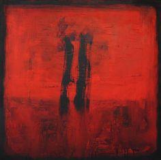 Paint it RED. by Ian Palmer, via Behance