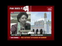 Pakistan Promotes Its Heritage With Pic Of Mosque In Afghanistan India Today