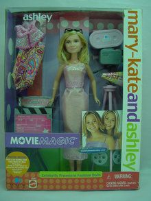 Mary-Kate and Ashley Movie Magic Dolls. I had Ashley.