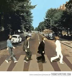 Haters gonna hate: The Beatles Edition (click on the picture and prepare to laugh)