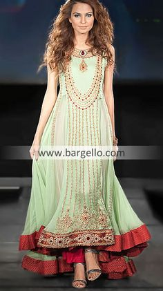 D3825 Pakistani Fashion Weeks, Latest Pakistani Fashion, PFDC Sunsilk Fashion Week, Bridal Couture Week Party Wear