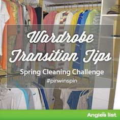Spring Cleaning Tips - Photos