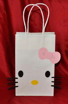 Hello Kitty Birthday Party Gift Goody Bags