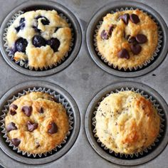 Ultimate Muffins from handletheheat.com