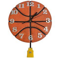 GIFT GARDEN 掛け時計 SZ998 バスケットボール GIFT GARDEN(ギフト ガーデン) http://www.amazon.co.jp/dp/B01F55WGBK/ref=cm_sw_r_pi_dp_0csoxb1BDCGDR