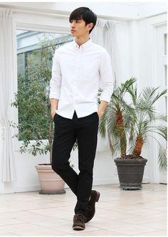 春シャツメンズコーデ Spring Shirts, Dressing, Mens Fashion, Clothes, Color, Yahoo, Style, Moda Masculina, Outfits