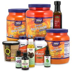 Enter to win NOW® Organic Goodness Sweepstakes, full of natural organic products! $238 value