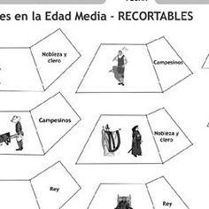 LA EDAD MEDIA (Juegos, actividades y materiales de 5º de Primaria) | Pearltrees Reyes, How To Plan, Socialism, Writing, Teaching History, Social Science, Middle Ages, Knowledge