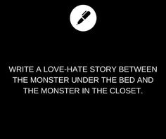 Writing prompt! This is an interesting idea to write about.