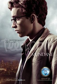 Mortal instruments The Movie- #Simon