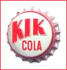 KIK COLA Bottle Caps, Juices, Prints, Beverages, Ads, Juice Fast, Juicing