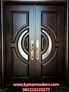 27 Ideas Double Door Design Entrance Woods For 2020 Wooden Doors Interior, Wooden Door Design, Double Door Design, Door Design Interior, Door Gate Design, Door Design Modern