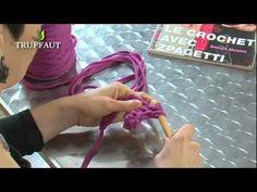Les mailles à savoir pour le Trapilho / Zpagetti avec des #tutos vidéo - Confidences de maman