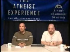 Best caller ever to call in The Atheist Experience, guy can answer his own questions.