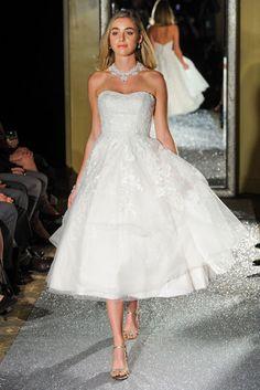 Bridal Week 2015 de New-York : les plus belles robes