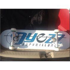 Dyezz Skateboard