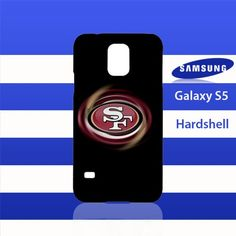 San Francisco 49ers Logo Samsung Galaxy S5 Case Cover Hardshell