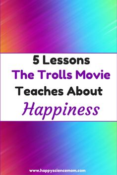 Trolls | Trolls Movie | Happiness | Happy Movies | Movies About Happiness | Bullying | Happy Movies For Families | Positivity | Optimism | Peer Pressure | Movies For Kids