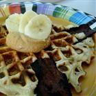 Banana Waffles Recipe