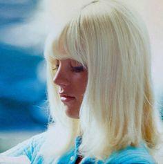 Sylvie Vartan photographed by Henri Bureau in 1966