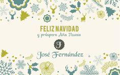 José Fernández Catering os desea Feliz Navidad
