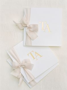 I'm never surprised when a graphic designer becomes a bride and her wedding is AMAZING. There's something about a designer's knack for aesthetics that always translates to pretty and this day is certainly no exception. It's a fresh take on