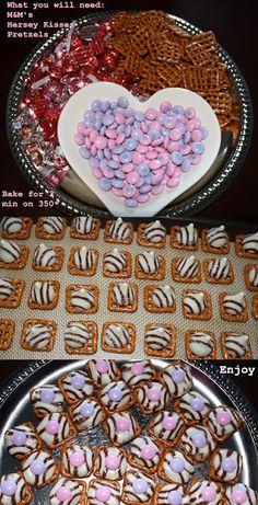 Super Easy; Valentines Day Treat