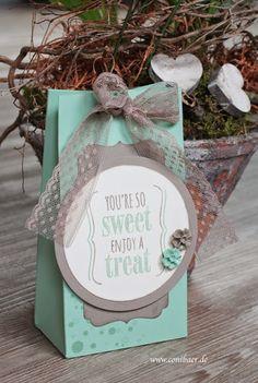 Sweet Treat - Einladung zur Katalogparty