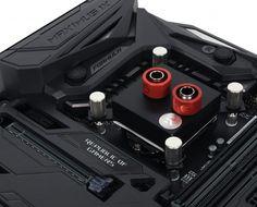 EK announces CrossChill EK II Hybrid cooling block for ASUS MAXIMUS IX Formula!