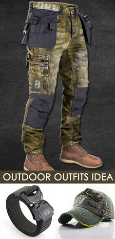 Update your collection with men's outfits. Check out men's Pants & tactical gears in various sizes, fabrics, colours. #ootd #casual #pants #tactical #outfit