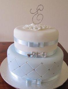 torta de bautizo para niña - Google Search