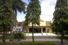 Gedung KONI Kab Cirebon Jalan Sultan Agung, Kel Sumber, kec Sumber, Kab Cirebon, Jawa Barat, Indonesia. photo cp 19 Juli 2014