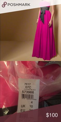 Alfred Angelo Bridesmaid Dress style 7017 Size 4, Floor length, chiffon, never even been taken out of the bag or had the tags cut off. Ended up not being able to be in the wedding. Make me an offer! Alfred Angelo Dresses Wedding