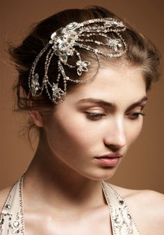 Jenny Packham Launches New Bridal Accessories