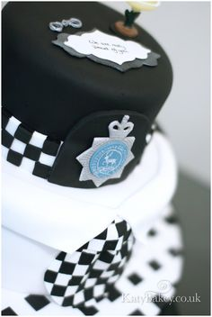1000 Images About Police Cake On Pinterest Police Cakes
