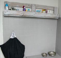 Relooking de la salle de bain : avant / après