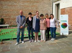Benchmarking at Ca' Foscari University of Venice #sustainablecafoscari