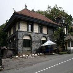 Museum Gunung Batur  yang berada di daerah dekat   dengan Restauran Lake View