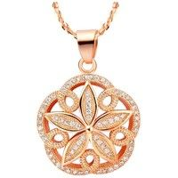 I think you'll like Art. SCN-544 Rose Gold Plated Necklace. Add it to your wishlist!  http://www.wish.com/c/52f2dcf334067e0e4d35a37d
