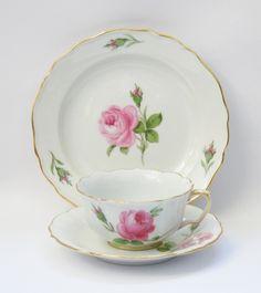 Reserved/On Hold for A. Vintage Meissen by AllThoseVintage