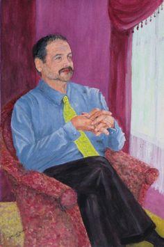 painting portrait - Galeria obrazów Felicji Kozielskiej Painting, Artist, Painting Art, Paintings, Painted Canvas, Drawings, Artists