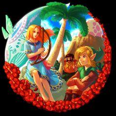 LINK'S AWAKENING by bellhenge on DeviantArt