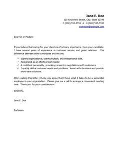 customer service cover letter template free microsoft word    customer service resume cover letter   http     resumecareer info