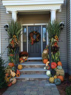 My front door for fall