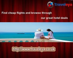 Traveleya.co.uk takes pride in their passion towards travel as well as strong consumer satisfaction and experience.  www.traveleya.co.uk       Fabulous place to go to.  We all got the best travel deal here: http://Click-Here-Now.To/getcheapesttravel.html