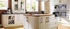 Designer Kitchen & Kitchen Designs - Wickes