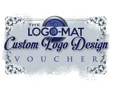 Give the gift of logo design! More info here: http://thelogo-mat.com/voucher