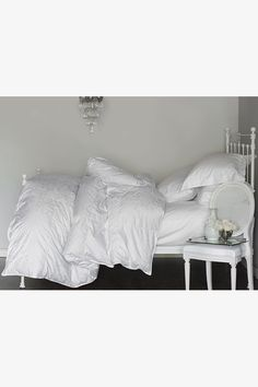Canada is noted for raising some of the finest down in the world and Laroche duvets and pillows are proof. The down is taken from mature white ducks, resulting in large, lightweight and resilient down clusters. At a loft of 600, Laroche white duck down is superior to many grades of goose down. Our duvet and pillow collection is both comfortable and hypoallergenic White Ducks, Duck Down, Sleep Shirt, Good Night Sleep, Luxury Bedding, Raising, Duvet, Loft, Canada